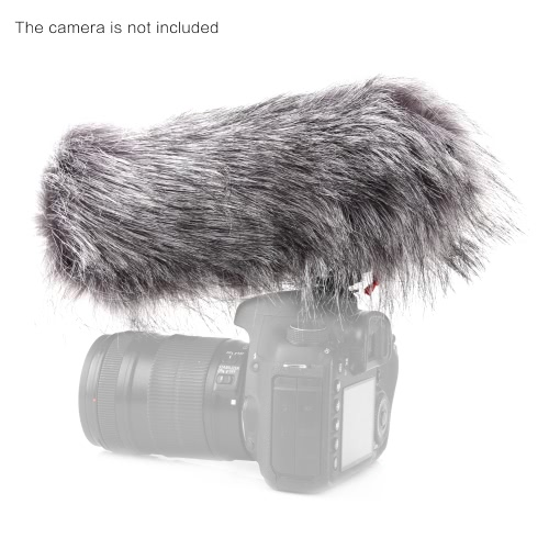 Aputure V-Mic D1 Directional Condenser  Microphone for Canon Nikon Sony DSLRs and Camcorders от Tomtop.com INT