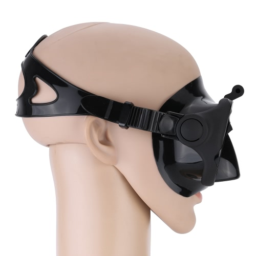 Snorkelling Scuba Diving Mask Goggles Swimming Face Mask with Bracket Mount for GoPro Hero 4 3+ 3 2 1 SJCAM SJ4000 SJ5000 Dazzne P2 Xiaomi Yi Sports Action Camera от Tomtop.com INT