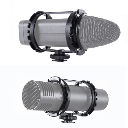 BOYA BY-C03 Camera Video Microphone Shock Mount for BOYA BY-VM300PS BY-V02  Microphones 1 от Tomtop.com INT