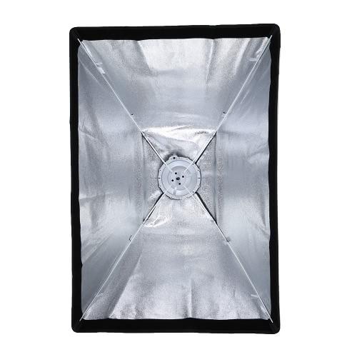 Buy Godox SB-UE 60 * 90cm / 24 35in Quadrangle Honeycomb Grid Umbrella Softbox Bowens Mount Studio Flash Speedlite