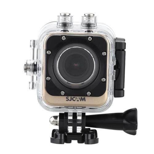 Buy SJCAM M10+ Wifi Mini DV Full HD 2K(2560*1440) 1080P 60fps 12MP Novatek 96660 Diving 30M Helmet Car DVR Outdoor PC Action Sports Camera Camcorder Waterproof Case
