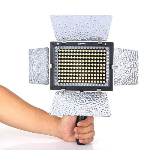 Buy Yongnuo YN-160 II LED Video Light Lamp Condenser MIC Canon Nikon Pentax Camera DV Camcorder + Remote Control