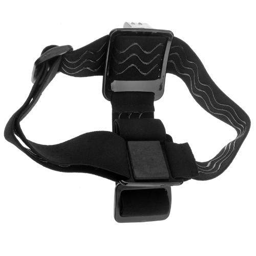 Buy Elastic Adjustable Head Strap Mount Belt GoPro HD Hero 1/2/3/3+ /4Camera