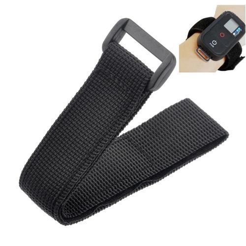 Buy Hand Wrist Strap Fastener Tape Belt Remote Gopro Hero 4/3+/3/2/1 Black