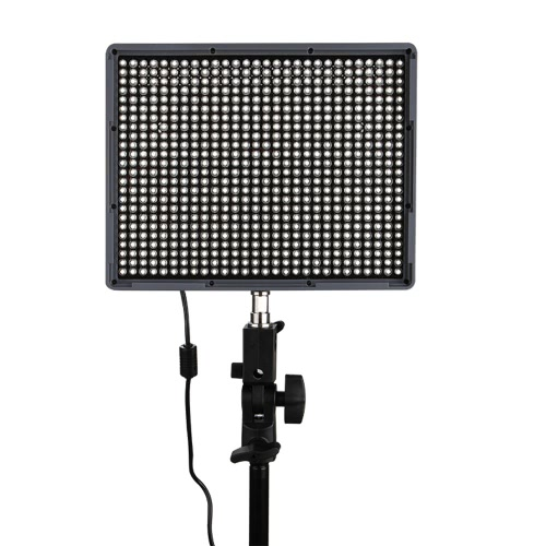 Aputure Amaran HR672C 672pcs LEDs Video Light CRI95+ Light Panel Brightness Color Temperature Adjustment with Batteries Wireless Remote Control от Tomtop.com INT
