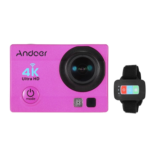 Andoer V3 Q3H-R 4K 30fps 16MP WiFi Sports Action Camera от Tomtop.com INT