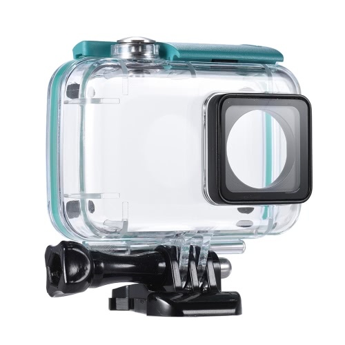 Underwater Diving Photography Waterproof 45M Case Protector for Xiaomi Yi Sports Action Camera от Tomtop.com INT