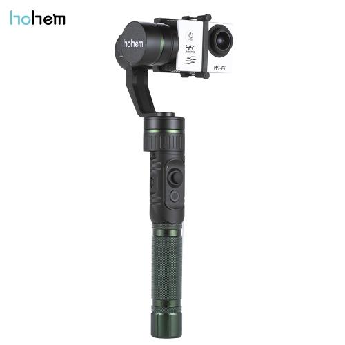 hohem HG3 3 Axis Handheld Stabilizing Gimbal Action Camera Stabilizer