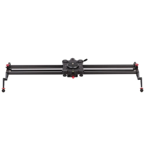Buy Andoer GP-80QD 80cm Carbon Fiber Motorized Camera Track Slider Dolly Video Stabilizer Follow Focus Pan DSLR Camcorder DV Max Load 5kg