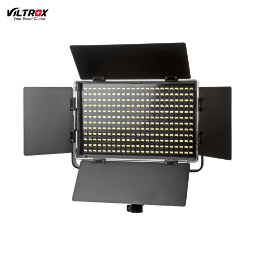 Buy Viltrox VL-S50B 276 LED Video Light Panel 50W Dimmable 5600K CRI95 Wireless Remote Control Barndoor U-Bracket Canon Nikon Sony DSLR Camera Camcorder Studio Photography Interview Wedding