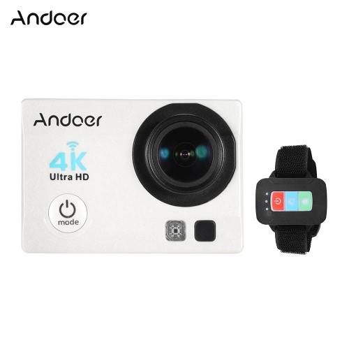 Andoer V3 Q3H-R 4K 30fps 16MP WiFi Sports Action Camera от Tomtop.com INT