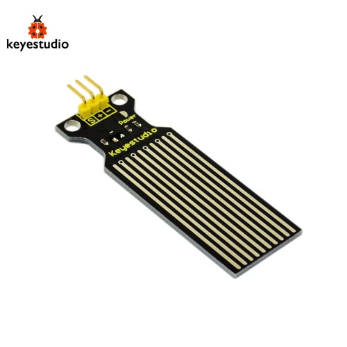 2016 New Keyestudio Water Sensor Module for Arduino - Black + Yellow