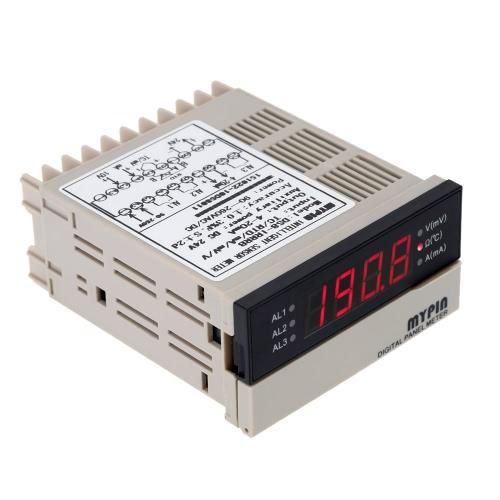 High Precision Universal Sensor Meter Digital Indicator TC/RTD/mA/mV/V 3 Relay + 4~20mA Analog Output от Tomtop.com INT