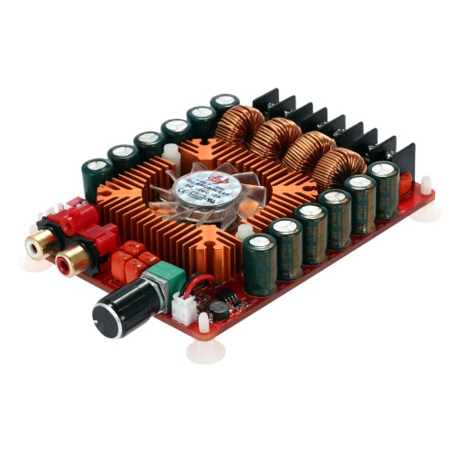 TDA7498E 2*160W Dual Channel Audio Stereo High Power Digital Amplifier Board Support BTL Mode Mono 220W