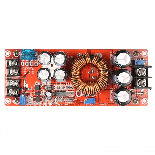 Buy 1200W High Power DC-DC Converter Boost Step-up Supply Module 20A IN 8-60V OUT 12-80V Adjustable