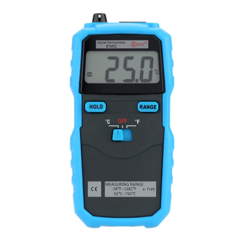 Buy u00b0C/u00b0F Portable Digital Thermometer Temperature Measurement Meter K Type Testing Probe