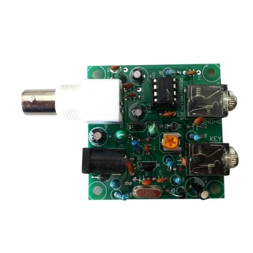 Buy CW Shortwave Transmitter Receiver Mould HAM RADIO 40M DIY Wireless Kit 7.023-7.026MHz QRP