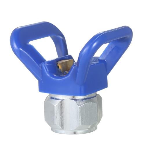 Buy Spray Paint Accessory Universal Tool Airless Gun Flat Tip Nozzle Guard Seat Graco Titan Wagner Sprayer