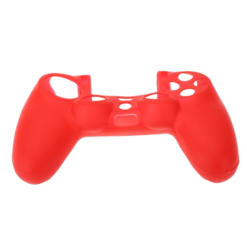 Soft Silicone Skin Grip Protective Cover for PS4 Controller Rubber Case от Tomtop.com INT