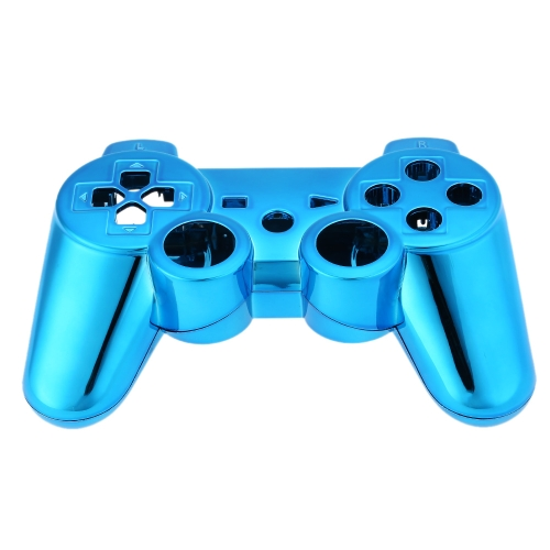 Metal-plated Full Housing Controller Shell Gamepad Shell Cover Case with Matching Buttons Blue for Xbox 360 от Tomtop.com INT
