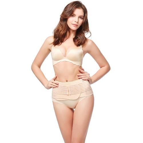 Buy Women Body Shaper Corset Waist Trainer Underbust Cincher Firm Control Breathable Hollow Slimming Girdle Shapewear Beige