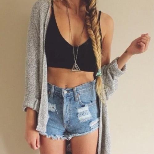 Sexy Women Crochet Knit Crop Top Deep V Neck Spaghetti Straps Beachwear Bikini Bralette Black/White/Coffee