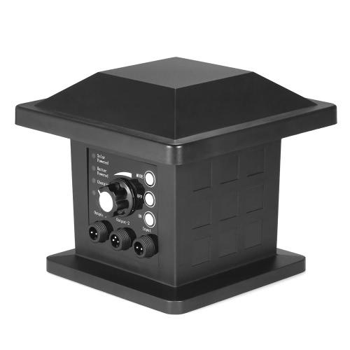 Buy Multi-functional Solar Power Fountain 8W Panel + 4W Submersible Water Pump Kit Pool Garden Pond Bird Bath