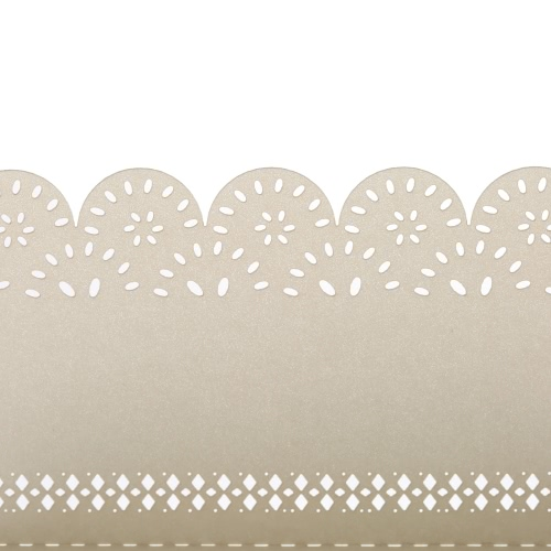 Buy 5Romantic Table Mark Carved Pattern Name Place Card Wedding Birthday Banquet Decoration
