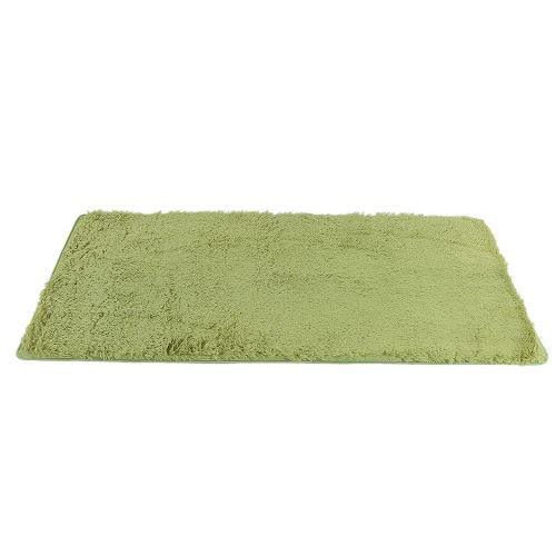 Buy 80*160cm Ultra Soft Indoor Shaggy Area Rug Highly Absorbent Carpet Non-skid Footcloth Mat Ground Fluffy Rugs Floor