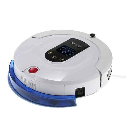 Homgeek Automatic Vacuum Cleaner Robotic Smart Sweeping Machine Intelligent Floor Cleaner Cleaning...