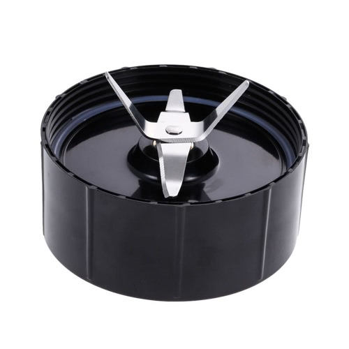 250W Ice Shaver One Single Electric Replacement Cross Blade with Gasket for Magic Bullet Juicer