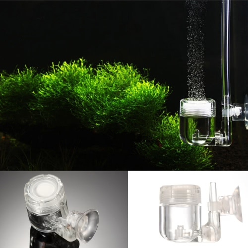 Buy 4 1 CO2 Diffuser Check Vavle Bubble Count U Shape Tube Sucker Aquarium Fish Tank Plant Accessory Tool