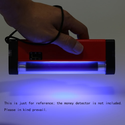 "10pcs 6"" BLB T5 4W UV Ultraviolet Tube Bulb Money Bank Note Counterfeit Detector Checker Accessory от Tomtop.com INT"