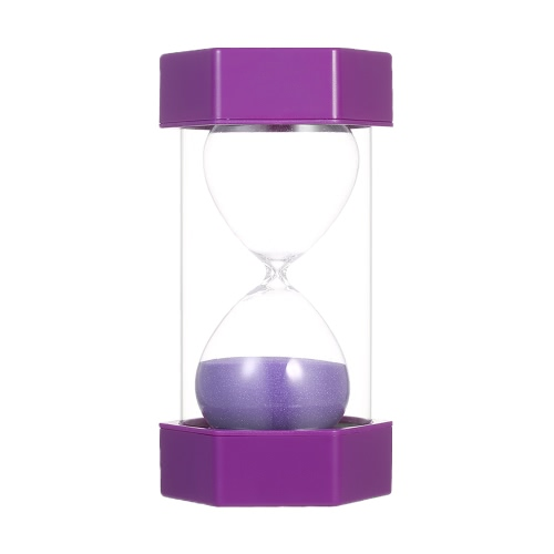 Buy 15 Minutes Hourglass Sandglass Sand Timer Decoration Kitchen Office Game Christmas Birthday Gift