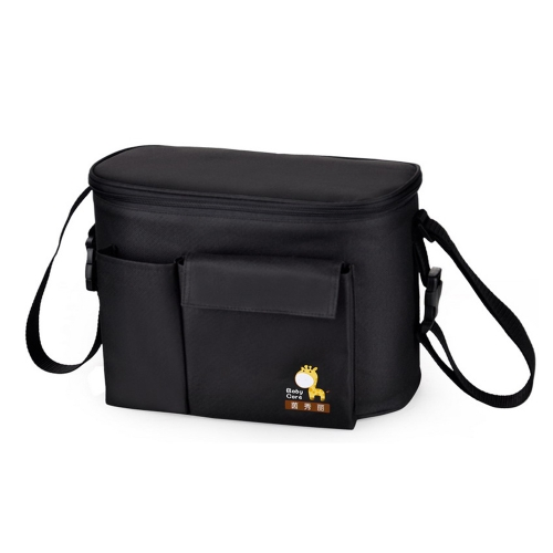 Baby Diaper Shoulder Bag Mummy Handbag Stroller Saddlebag Water Resistant Thermal Insulation от Tomtop.com INT