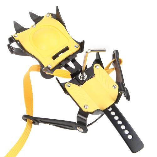 Strap Type Crampons Ski Belt High Altitude Hiking Slip-resistant 10 Crampon от Tomtop.com INT