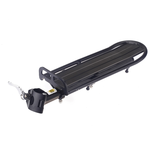 Buy MTB Bike Bicycle Carrier Rack Seat Post Rear Shelf Aluminum Alloy Quick Removal Installation