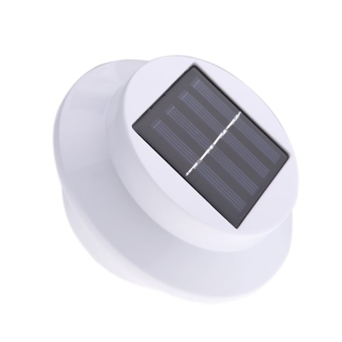 Buy Solar-powered Light LEDs Polycrystalline Solar Panel Rechargeable Water-resistant Environmental-friendly Universal Roof Pathway Outdoor Garden Yard White