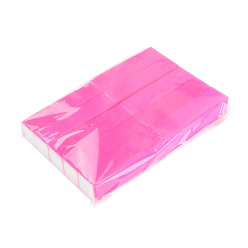 10pcs Buffing Sanding Buffer Block Files Manicure Nail Art Tips Accessory Tool Pink от Tomtop.com INT