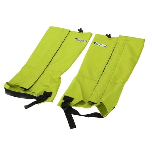 Bluefield Outdoor Waterproof Windproof Gaiters Leg Protection Guard Skiing Hiking Climbing