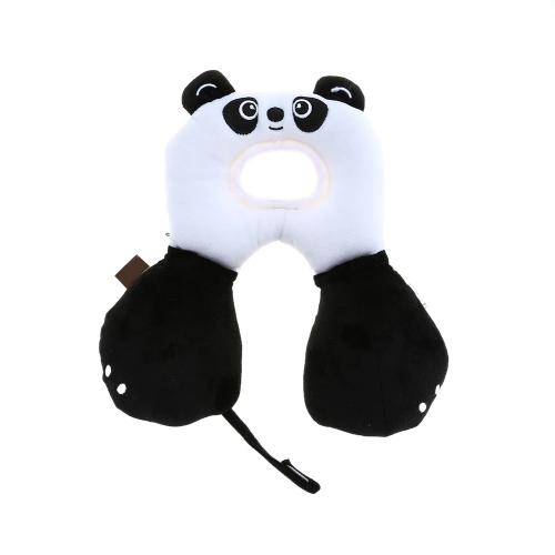 Buy 0-12 Months Cartoon Baby Care Pillow Infant Safety Seat Headrest Travel Long Drive Long-Distance Plane Stroller, etc.