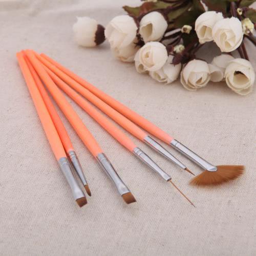 Buy Nail Art Design Pen Set Painting Dotting Brush Kit Tool