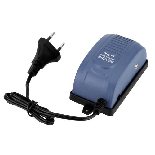 Buy Mini Aquarium Air Oxygen Pump Fish Turtle Tank Super Silent Adjustable 1.2W 220-240V Airpump