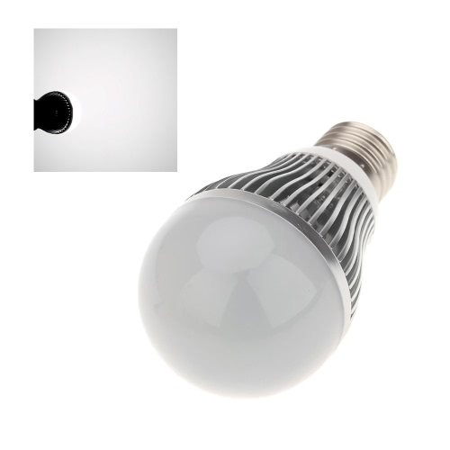 E27 9W LED Microwave Radar Motion & Ambient Sensor Light Lamp Bulb White for Stairs Warehouse Corridor AC85-265V