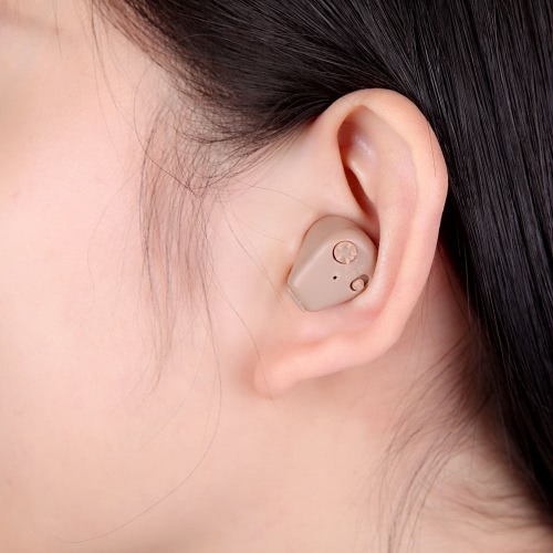 K-88 Rechargeable Digital Ear Hearing Aid Adjustable Sound Amplifier Mini Pocket Hearing Aid
