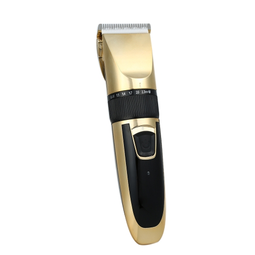Buy Rechargeable Electric Waterproof Hair Beard Mustache Trimmer clipper Men Baby Cutting Machine