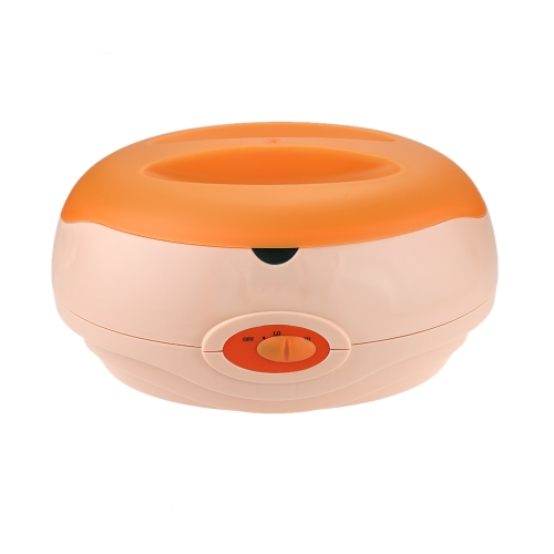 Buy 2.5L Paraffin Manicure Beauty Wax Heater Warmer Pot Machine Salon Facial Skin Care 220V EU Plug Orange