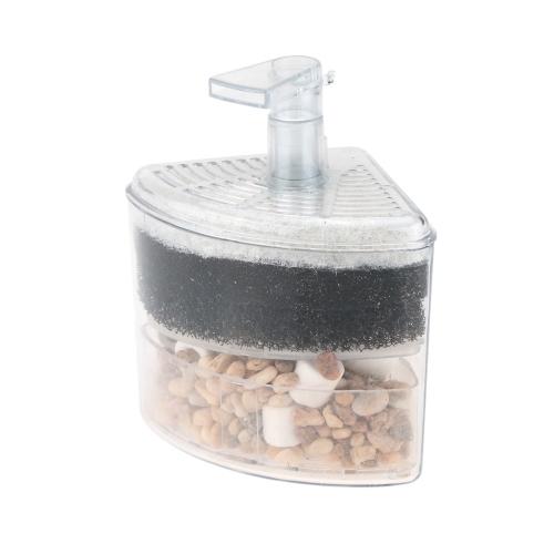 Super silent Mini Biochemical Activated Oxygen Filter Aquarium Fish Tank