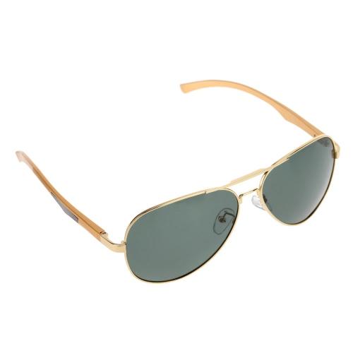 Classic Fashion Huge Lenses Sunglasses Polarized Glasses for Men Women