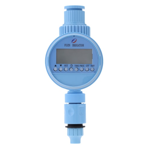 Home Automatic Garden Water Timer Irrigation Controller Digital Intelligent Watering System LCD Display от Tomtop.com INT